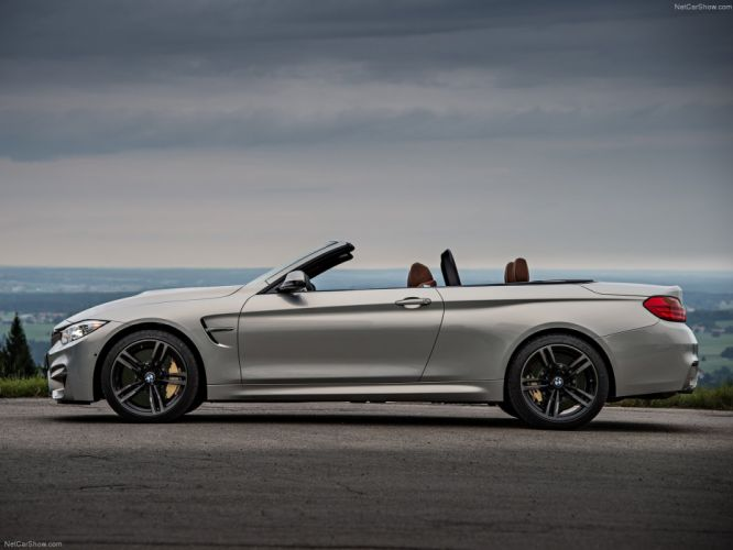 BMW M4 Convertible 2015 wallpaper