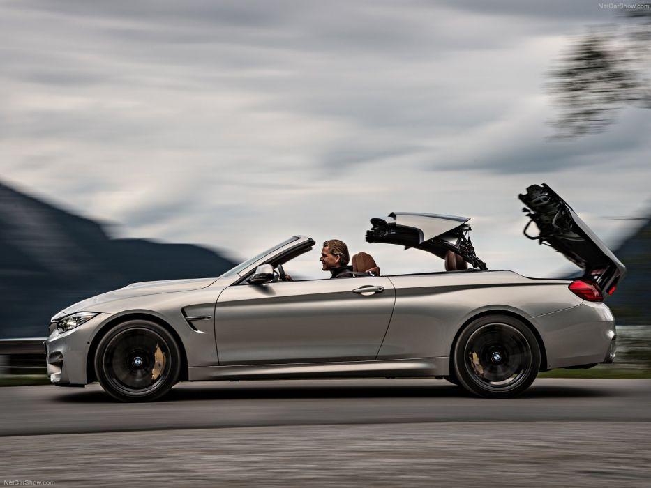 BMW M4 Convertible 2015 wallpaper
