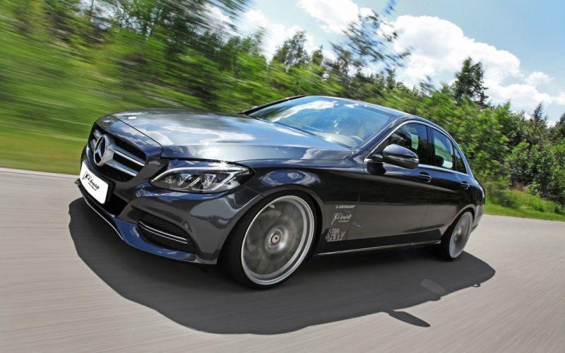 2014 Schmidt Revolution Mercedes Benz C-Class wallpaper