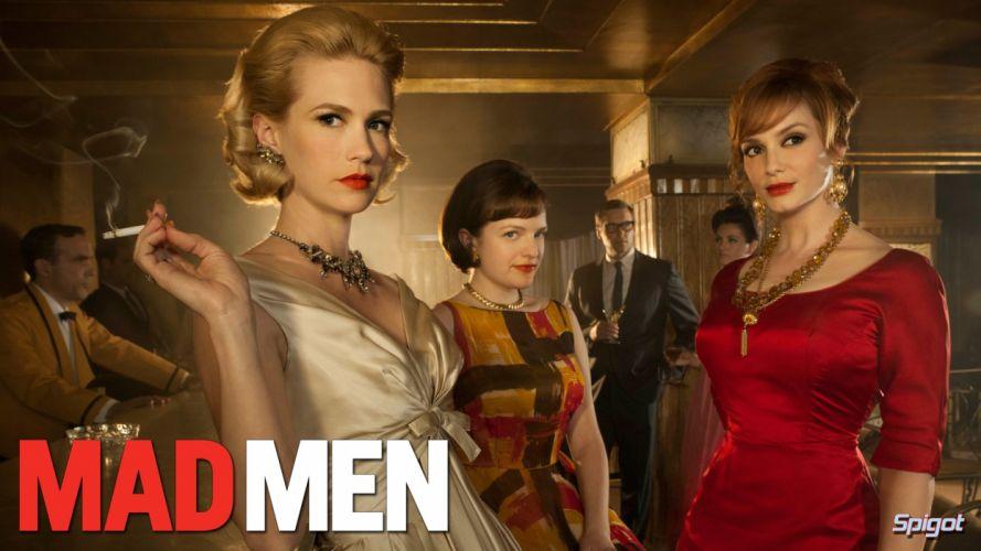 MAD MEN period drama madmen series wallpaper