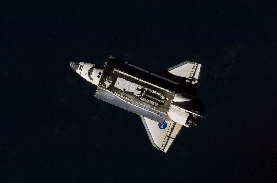 nasa space shuttle spaceship discovery wallpaper
