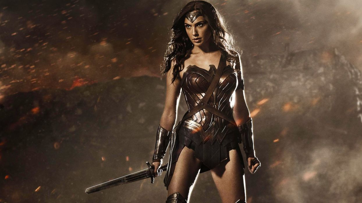 wonder woman dc-comics diana Batman v Superman Dawn of Justice Gal Gadot princess diana wallpaper