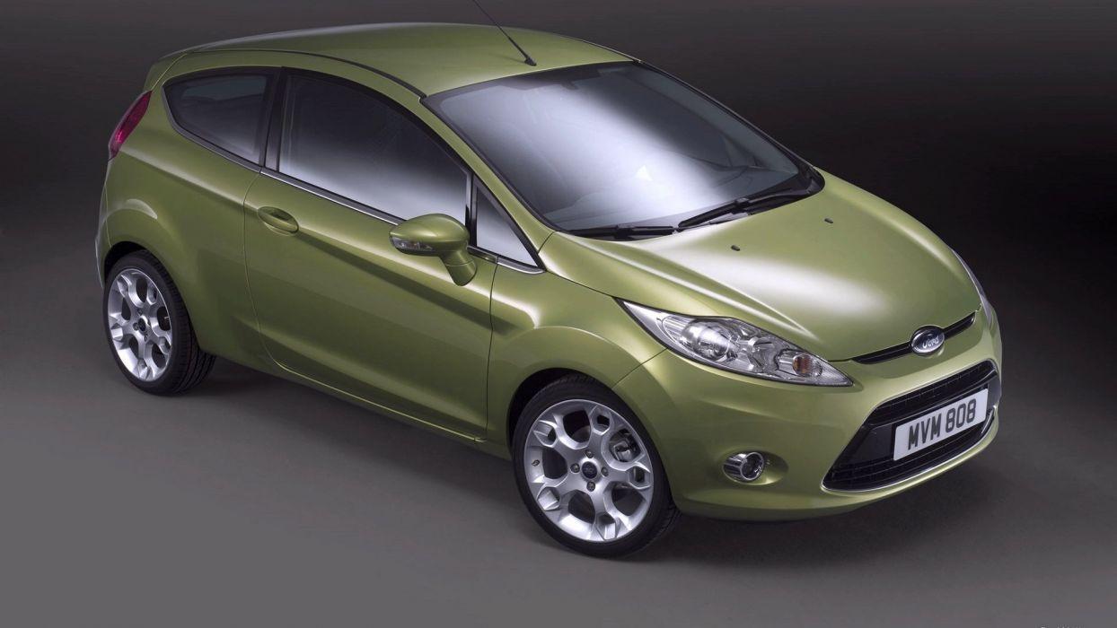 2011 Ford Fiesta wallpaper