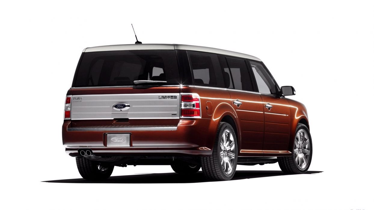 2009 Ford Flex Limited wallpaper