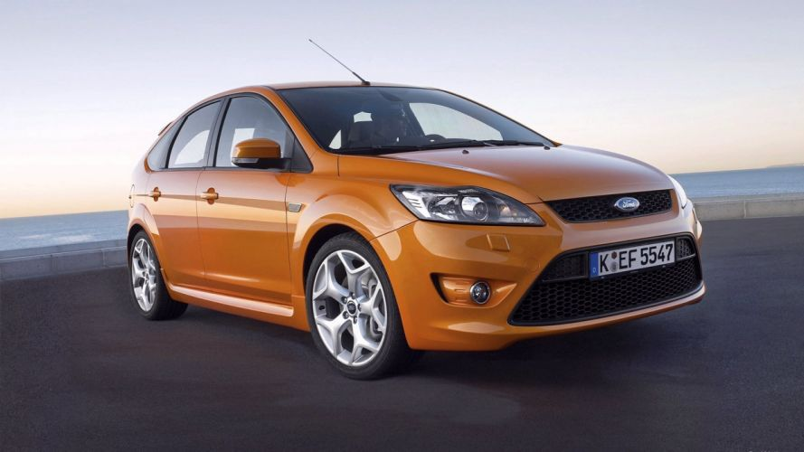 2008 Ford Focus ST wallpaper