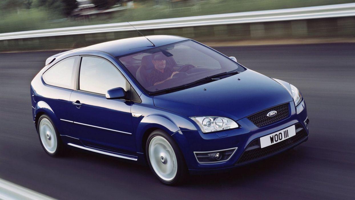 2006 Ford Focus ST wallpaper