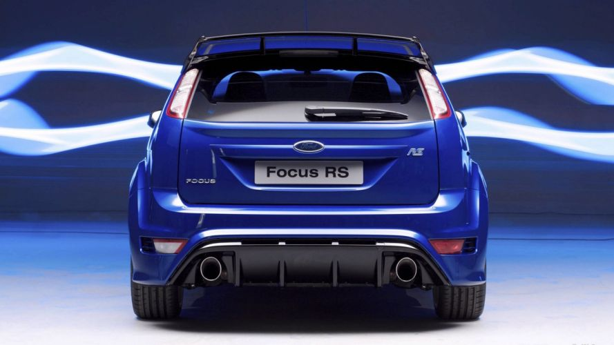 2009 Ford Focus RS wallpaper