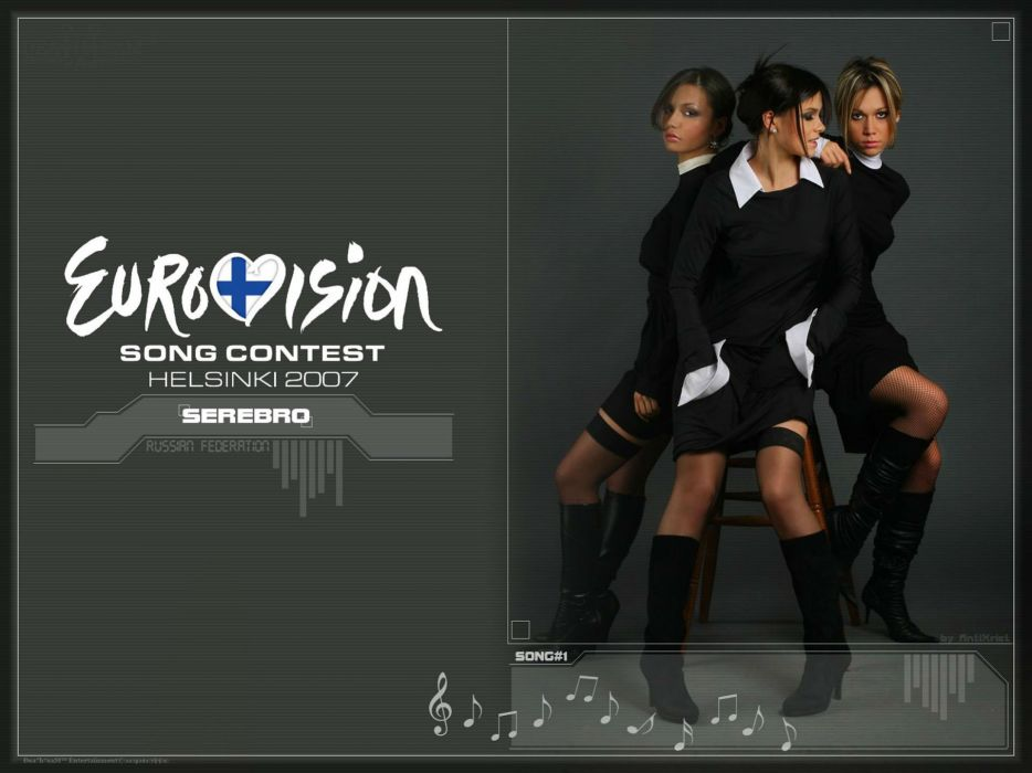 SEREBRO pop rock electronica babe sexy wallpaper