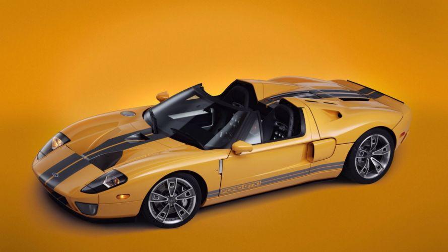 2006 Ford GTX1 Roadster wallpaper