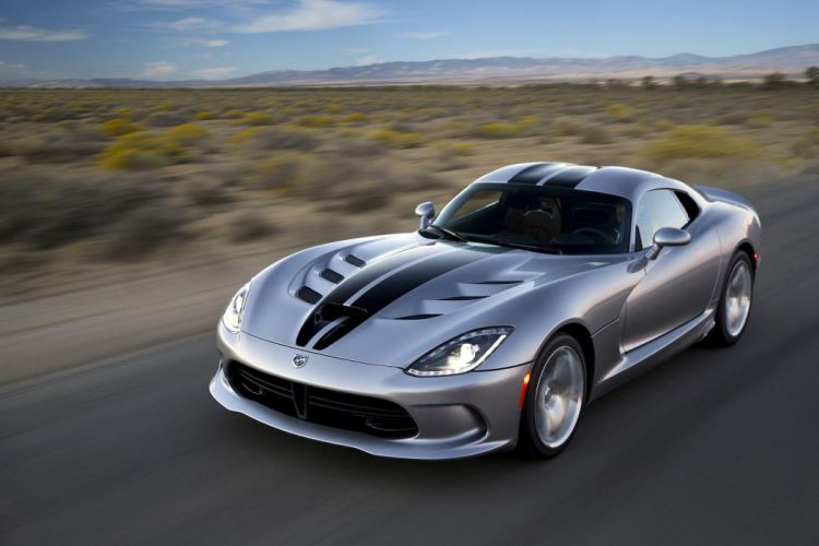 2015 cars supercars Dodge Viper SRT muscle car wallpaper