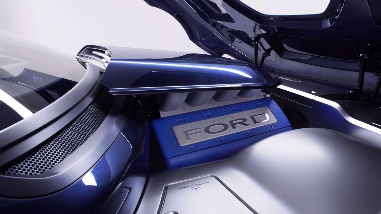 2007 Ford Interceptor Concept wallpaper