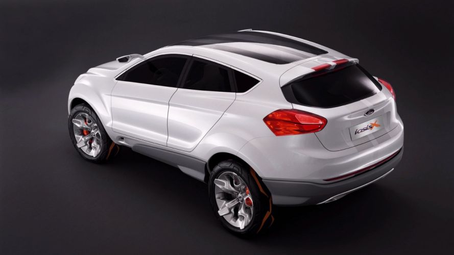2006 Ford iosis X Concept wallpaper