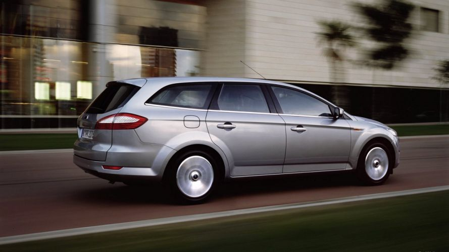 Ford Mondeo 2007 wallpaper