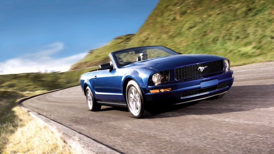 Ford Mustang 2005 wallpaper