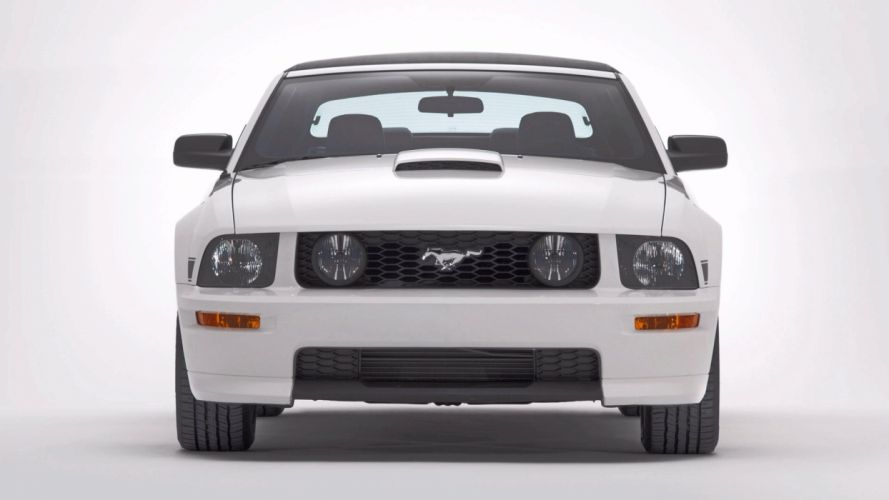 Ford Mustang GT California Special (2007) wallpaper