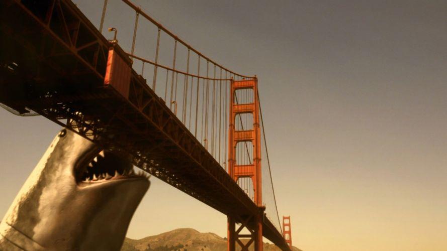 OCTOPUS sealife shark photoshop bridge wallpaper