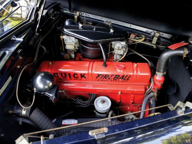 1941 Buick Super Touring Sedan (5-1) retro gs wallpaper