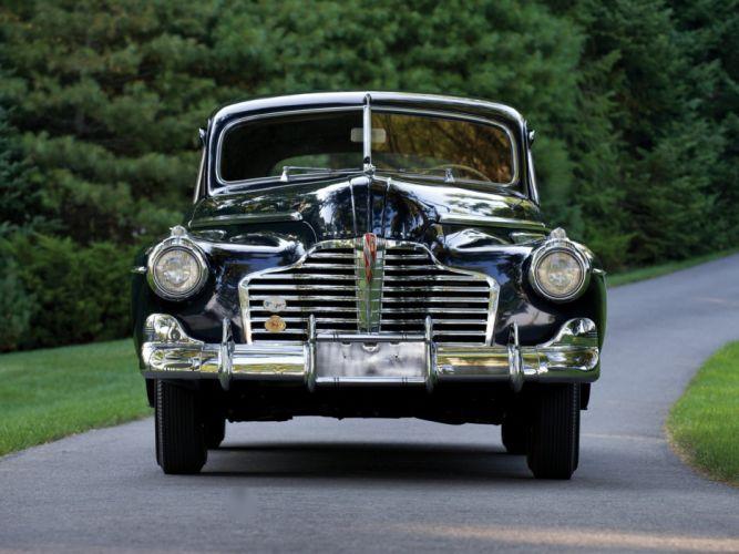 1941 Buick Super Touring Sedan (5-1) retro t wallpaper