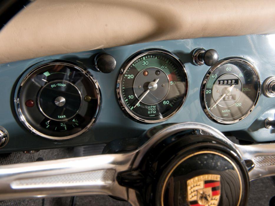 1961 Porsche 356B 1600 Super Coupe Karmann classic f wallpaper