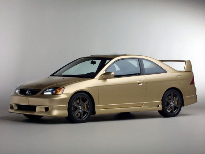 Honda Civic Concept R wallpaper