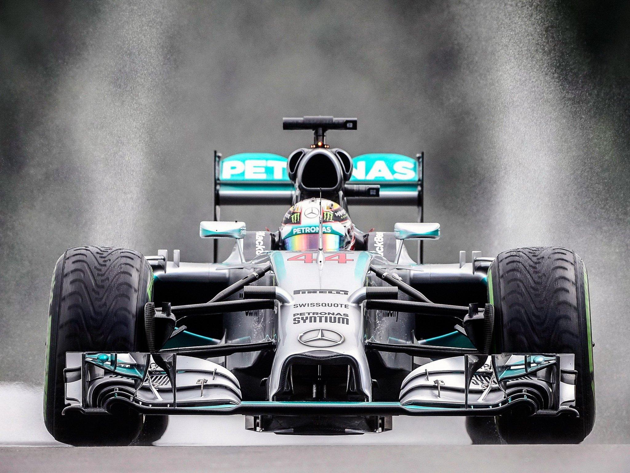 2014 Mercedes Amg F 1 W05 Formula Race Racing Wallpaper