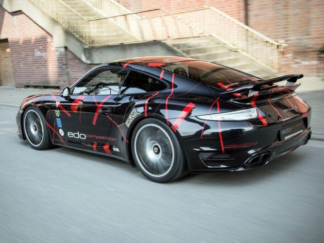 2014 Edo-Competition Porsche 911 Turbo S (991) tuning wallpaper