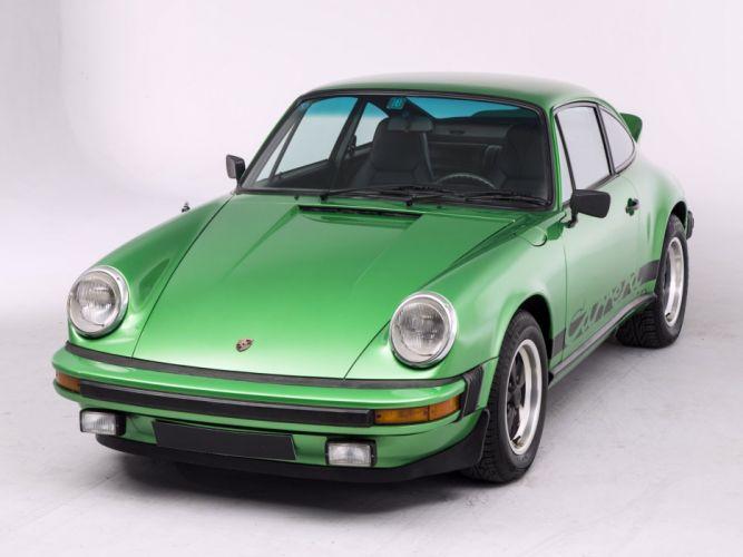 1974 Porsche 911 Carrera 2-7 Coupe (911) classic wallpaper