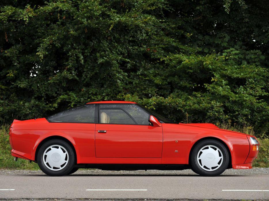 1986 Aston Martin V-8 Vantage Zagato wallpaper