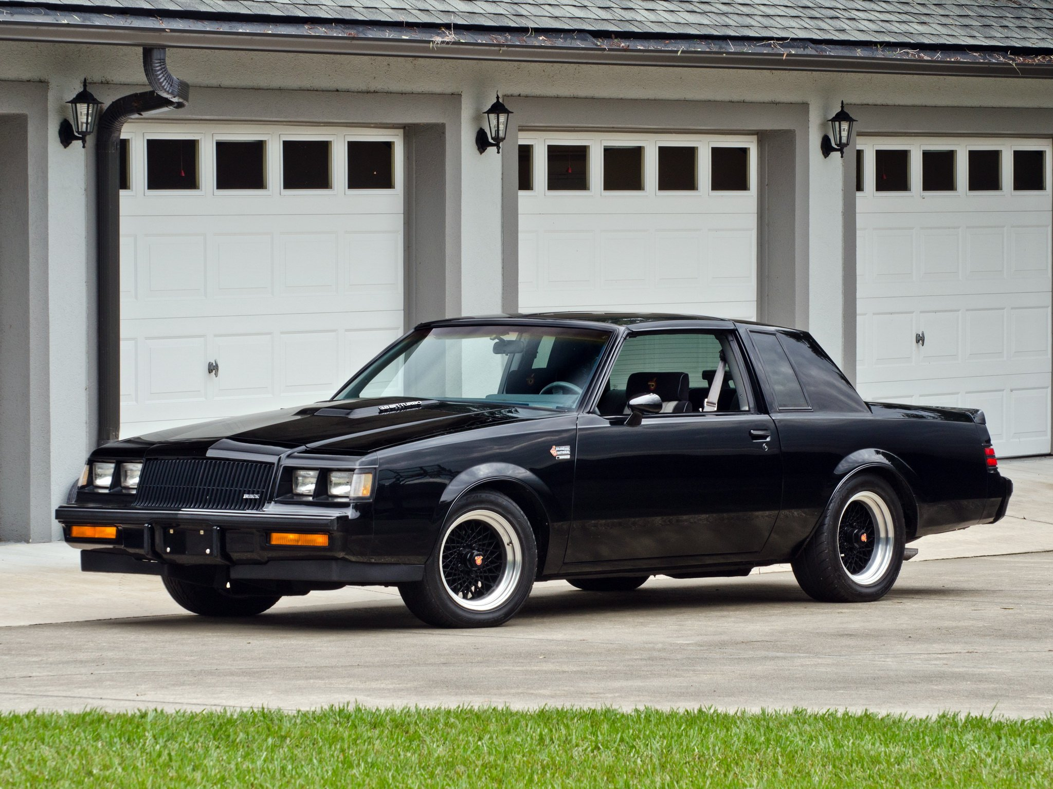 1984 87 Buick Regal Grand National Muscle Wallpaper