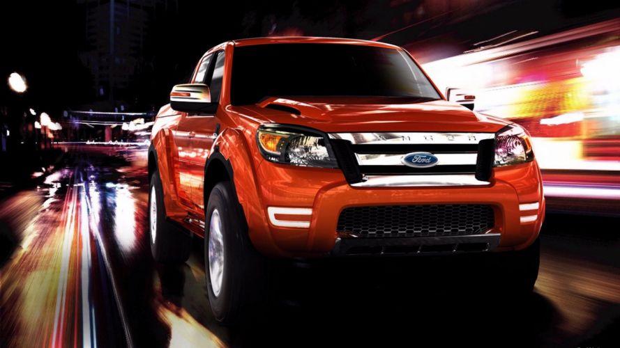 2008 Ford Ranger Max Concept wallpaper