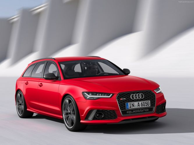 2015 Audi avant rs6 wallpaper