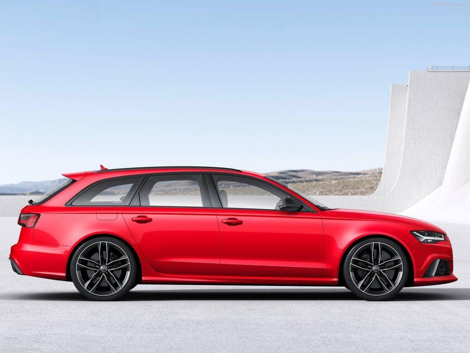 2015 Audi avant rs6 wallpaper