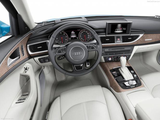 Audi A6 2015 sedan wallpapers wallpaper
