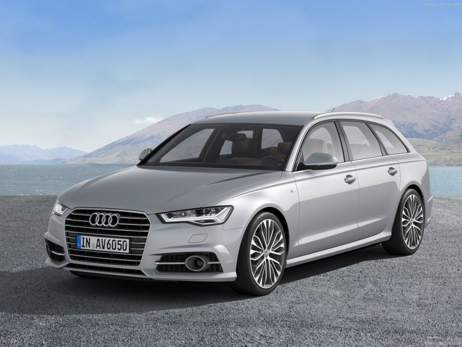 Audi A6 Avant 2015 wallpapers wallpaper