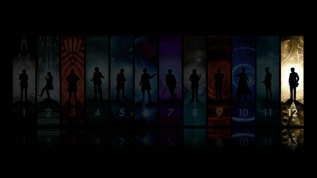 Doctor Who Twelfth Doctor Wallpaper 2560x1440 435415