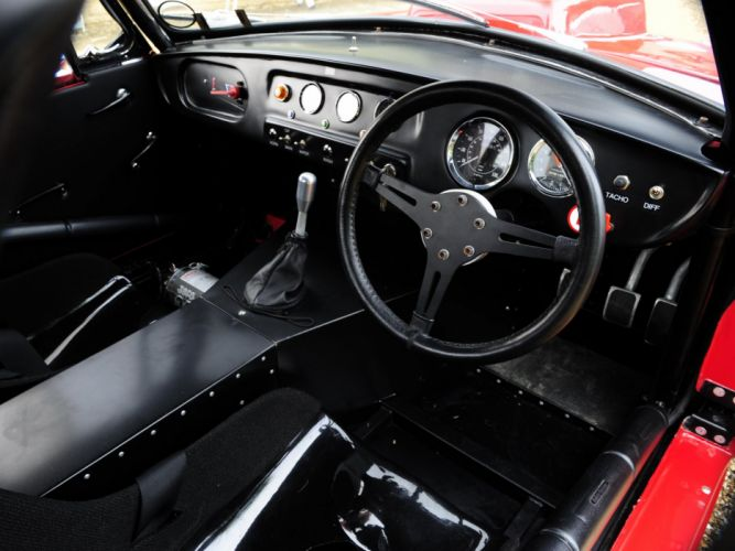 1965 Ginetta G10 race racing classic supercar wallpaper
