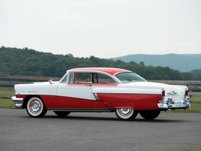 1956 Mercury Montclair Hardtop Coupe (64A) retro wallpaper