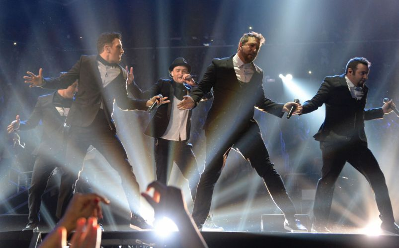 NSYNC pop r-b dance justin timberlake wallpaper
