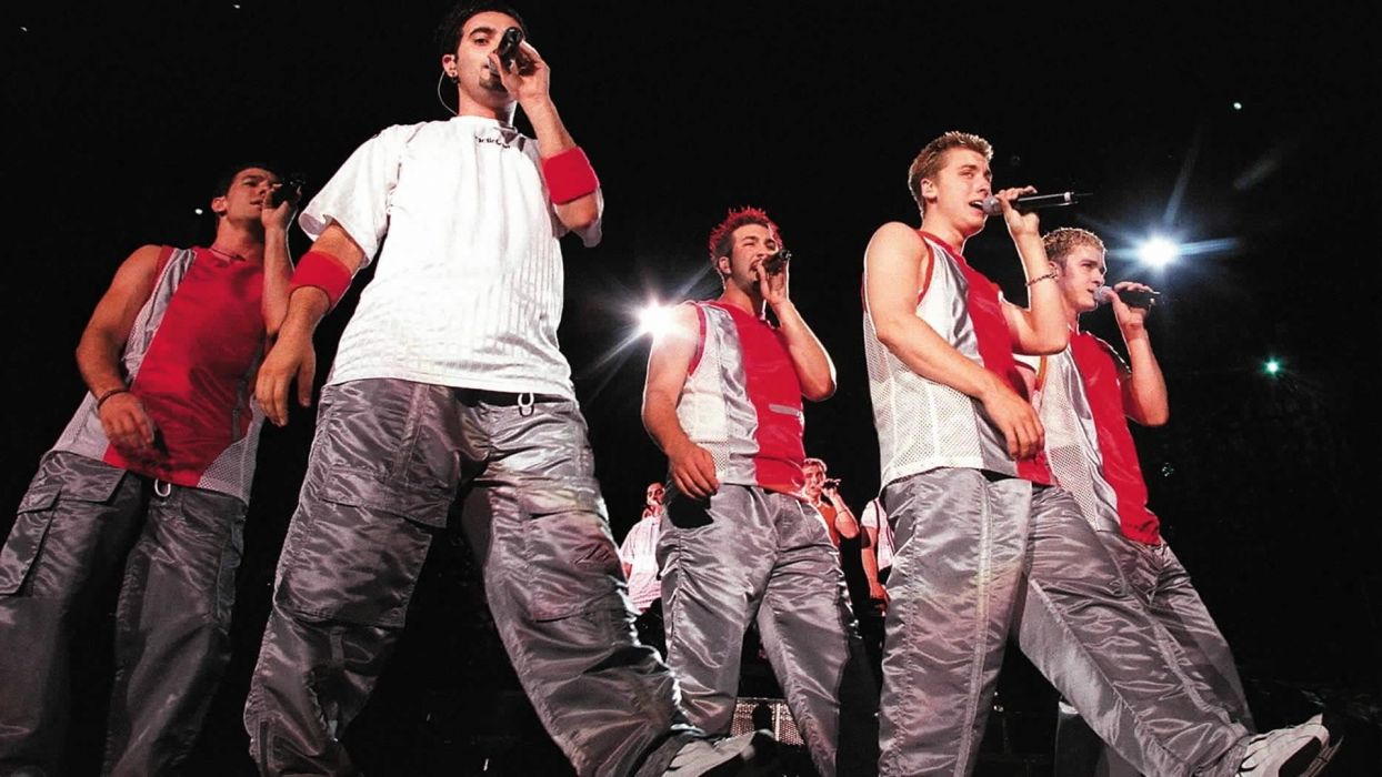 NSYNC pop r-b dance justin timberlake wallpaper