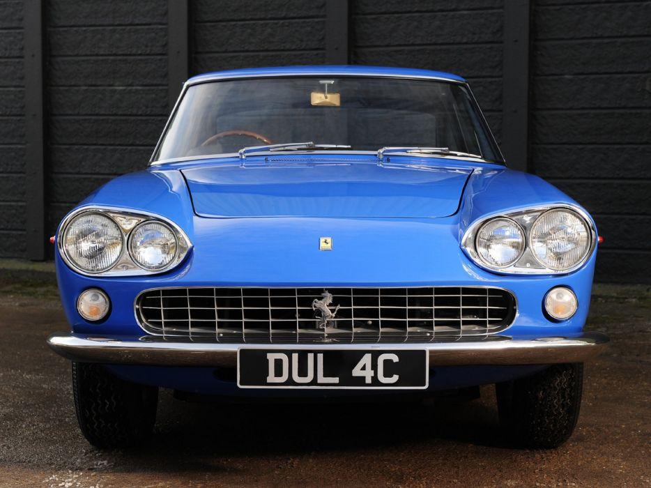 1963-65 Ferrari 330 GT 2+2 UK-spec (Series-I) 2-2 g-t supercar classic wallpaper