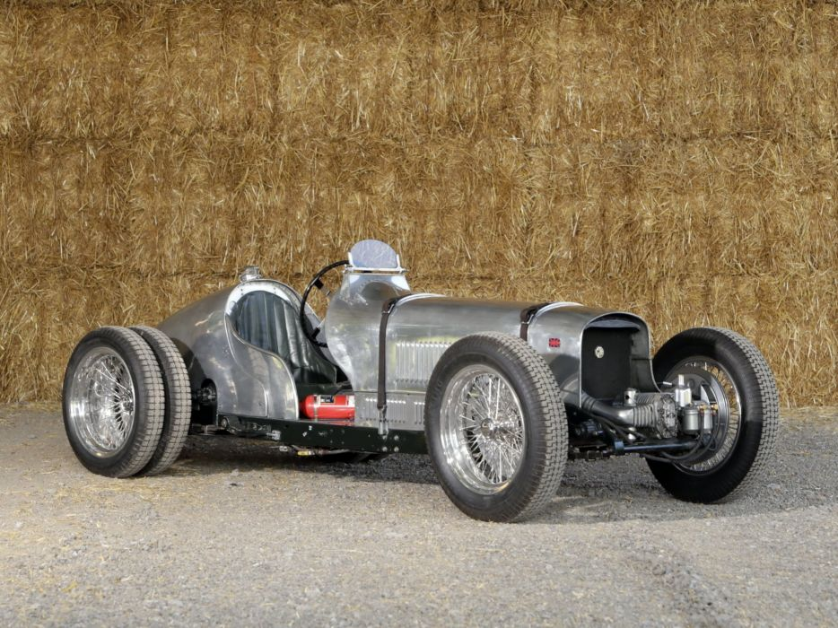 1935 MG NA Magnette Racing Special race retro m-g n-a mgna wallpaper