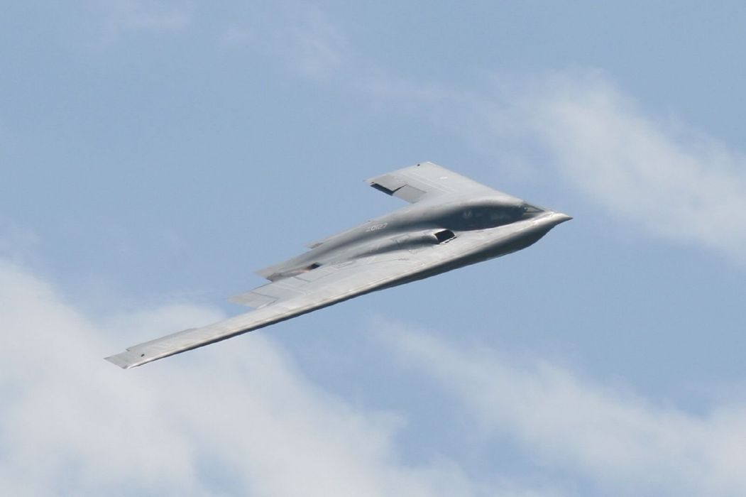 Northrop B-2 Stealth Bomber aircrafts wallpaper