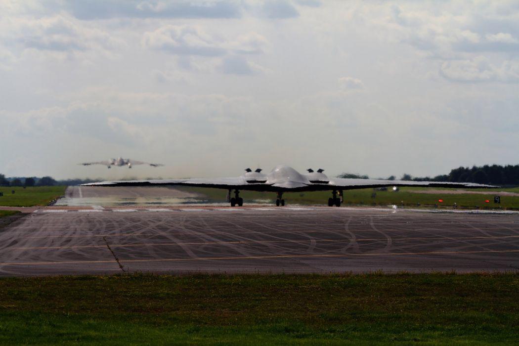 Northrop B-2 Stealth Bomber aircrafts wallpaper