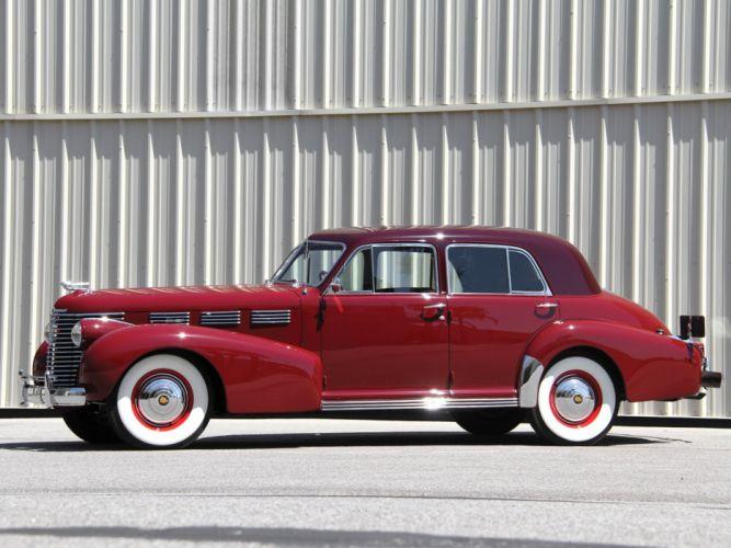 1938 1938 Cadillac Sixty Special Sedan (6019S) luxury retro wallpaper