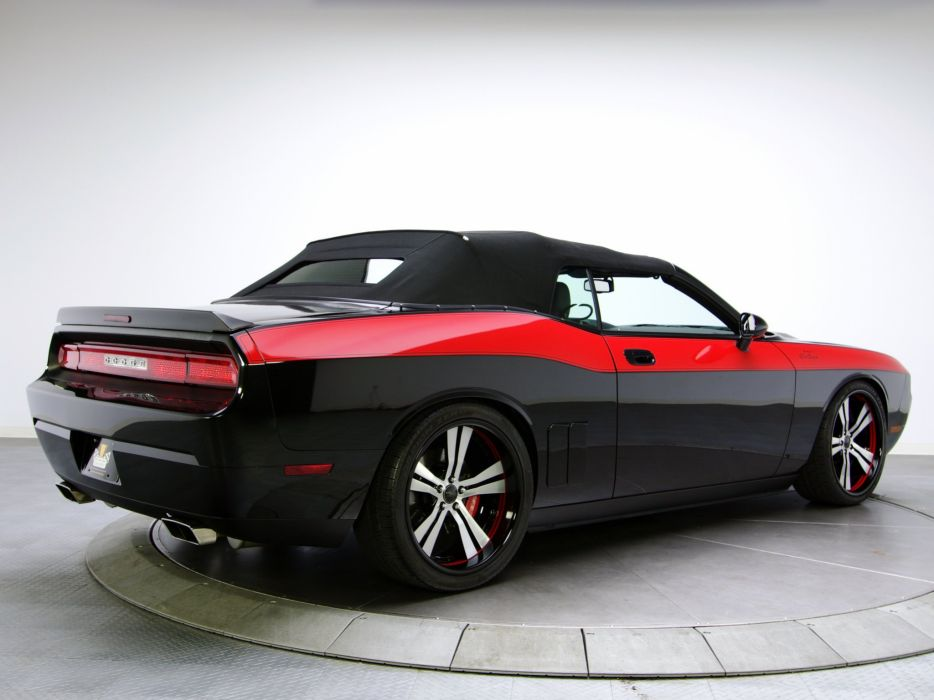 2008 Mr Norms Dodge Challenger Convertible (L-C) tuning muscle wallpaper