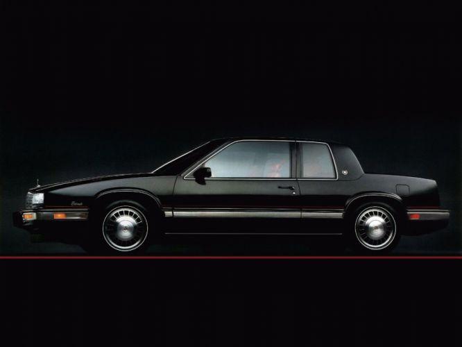1986-91 Cadillac Eldorado luxury wallpaper