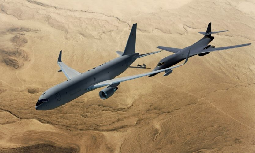 Rockwell B-1 Lancer bomber USA army aircrafts jet supersonic 1974 wallpaper