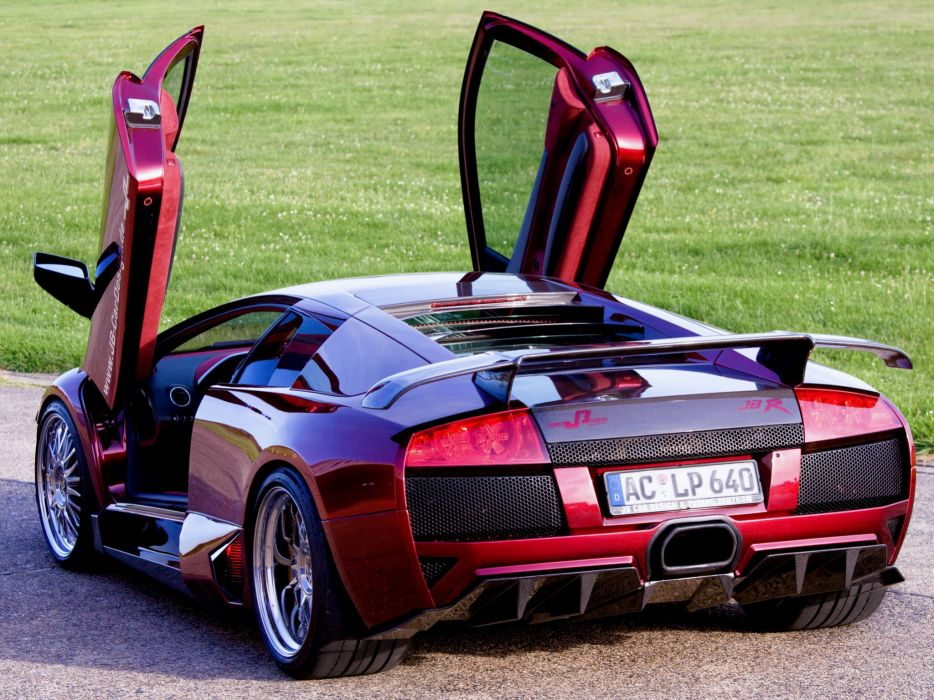 2009 JB-Car-Design Lamborghini Murcielago LP640 tuning supercar wallpaper