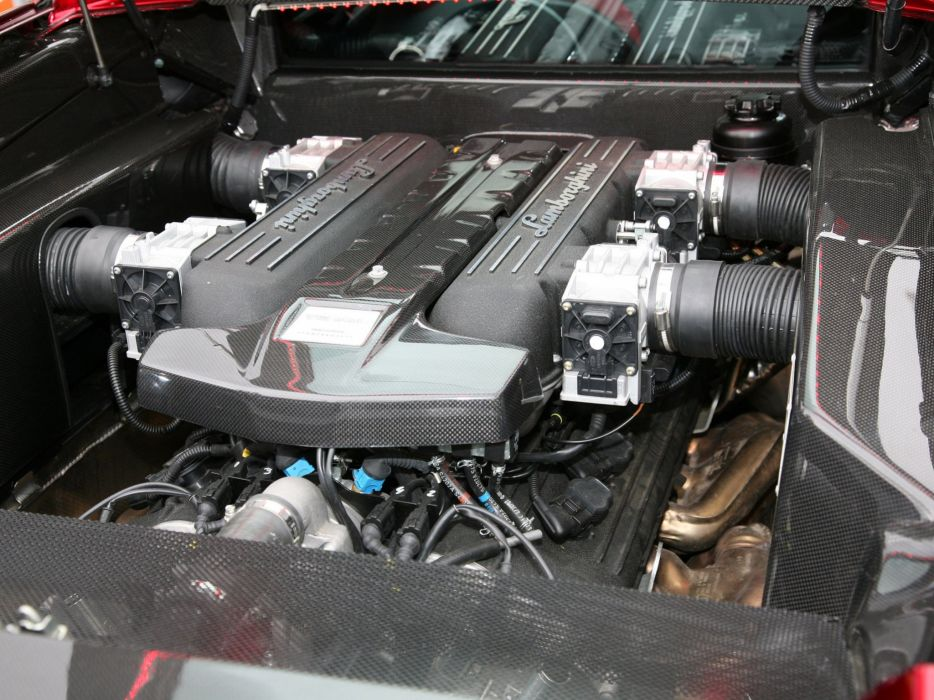 2009 JB-Car-Design Lamborghini Murcielago LP640 tuning supercar wallpaper