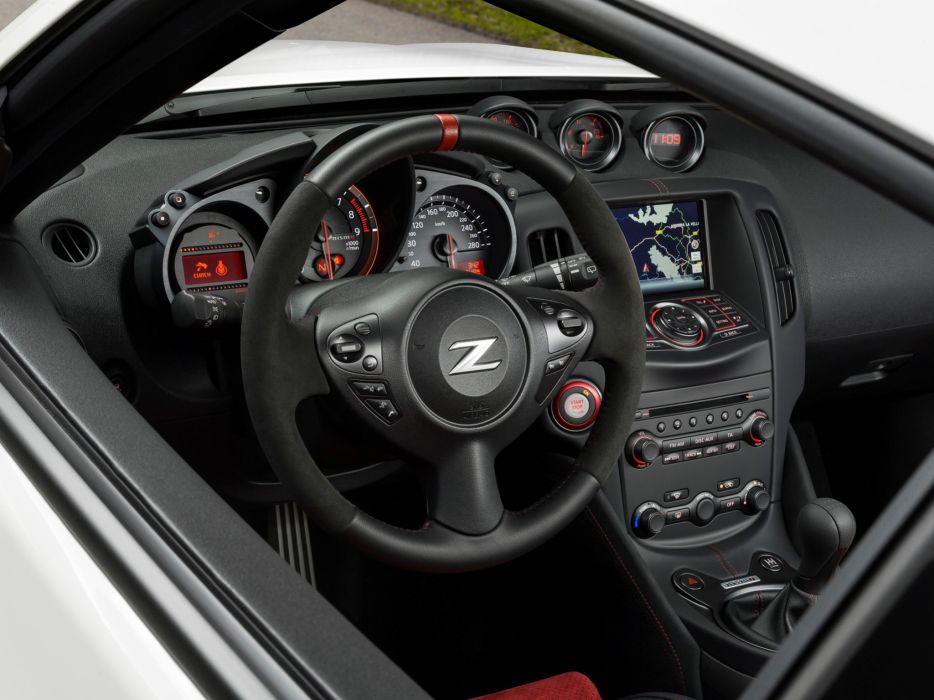 2014 Nissan 370Z Nismo wallpaper